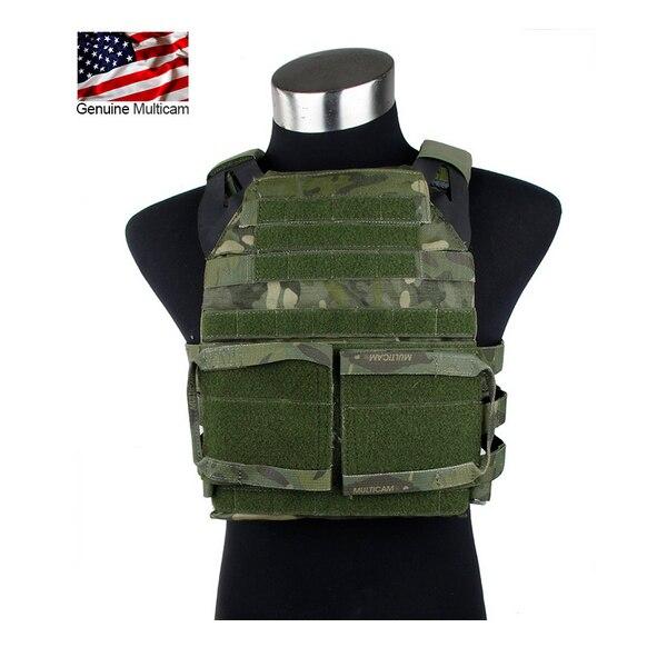 MTP Rasputin Item JPC 2.0 Tactical Vest  MOLLE Multicam Tropic Tactical Vest YKK Zip