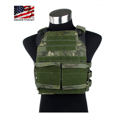 MTP Rasputin Item JPC 2.0 tactical vest  MOLLE Multicam Tropic tactical vest YKK zip