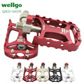 Mountain Bike Pedal With Quick Release Device Wellgo QRD-M079