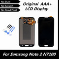 100% Tested Original Gray LCD Screen for Samsung Galaxy Note 2 N7105 N7100 T889 i317 i605 L900 LCD Digitizer Assembly with Tools
