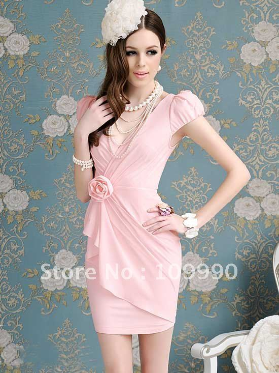 Sexy hot tight fitting sleeveless party women dress new fashion ...