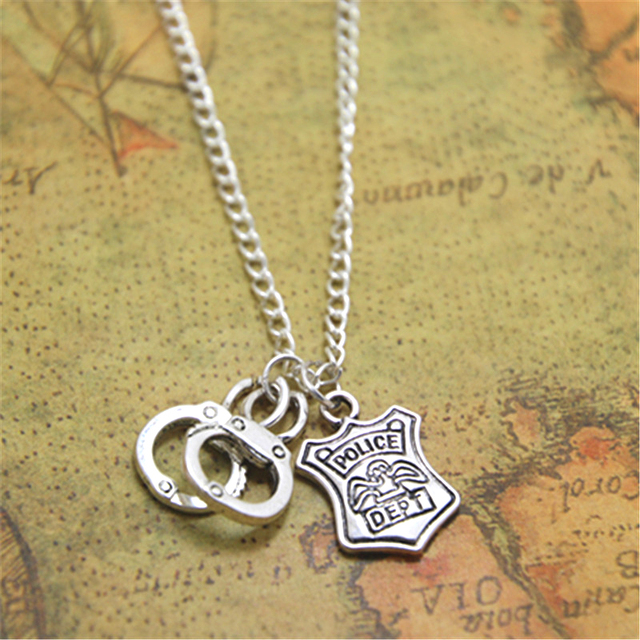 col shiny cross jewellery jewels gold pendant sinner s police pendantsinner ssteel steel and necklace chain