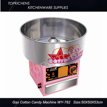 Gas cotton candy machine cotton floss machine WY-782 Simple Type