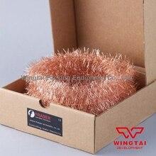 Antistatic Eliminators 801 England FRASER 32mm Diameter 22 Meters Long Copper Anti-Static Tinsel