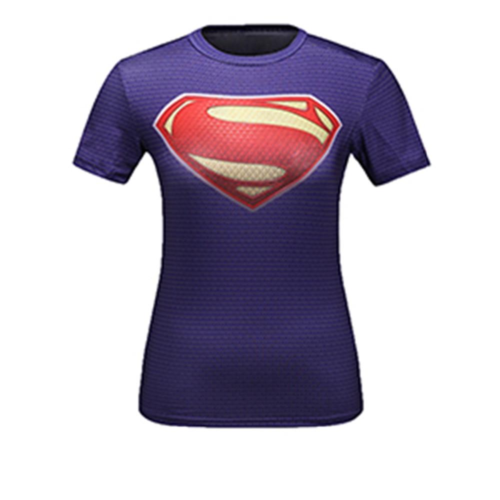 Θηλυκό Superheroes Marvel Superman / Captain America / - Αθλητικά είδη και αξεσουάρ - Φωτογραφία 6