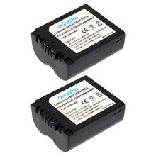 Durapro 2PCS Battery  for Panasonic CGR-S006, CGA-S006, DMW-BMA7, Lumix DMC-FZ18, DMC-FZ28, DMC-FZ30, DMC-FZ35, DMC-FZ38