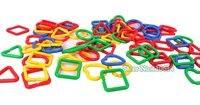 jingqi 1045 дети пластик игрушка цвет praga строительные блоки