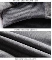горячая распродажа новый мужской одежды джинсы сращены мужская куртка мальчиков худи спортивной утолщаются зимние пальто свободного покроя бренд куртки s246