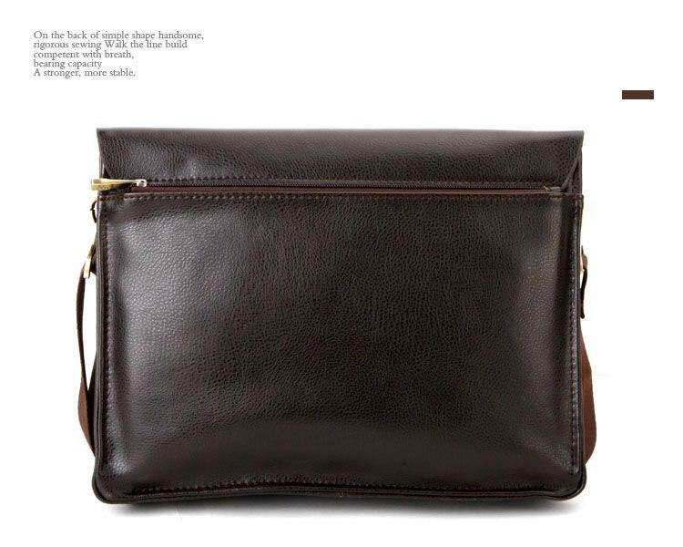3e24005d79f7 Hot sale fashion genuine leather messenger bag