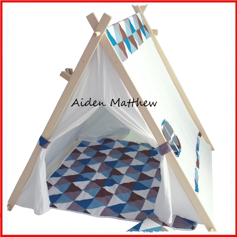 Buy hot sale eco friendly kids tent play for Reliable tipi