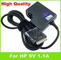For HP 9V 1.1A tablet Travel Charger Power Adapter for HP Elitepad 900 G1 1000 G2 HSTNN-DA34 685735-003 686120-001 HSTNN-CA34