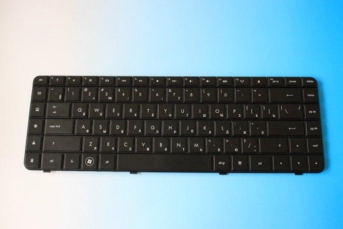 Товар будет Совершенно новая клавиатура для ноутбука hp CQ62 G62 Услуги 589301-251