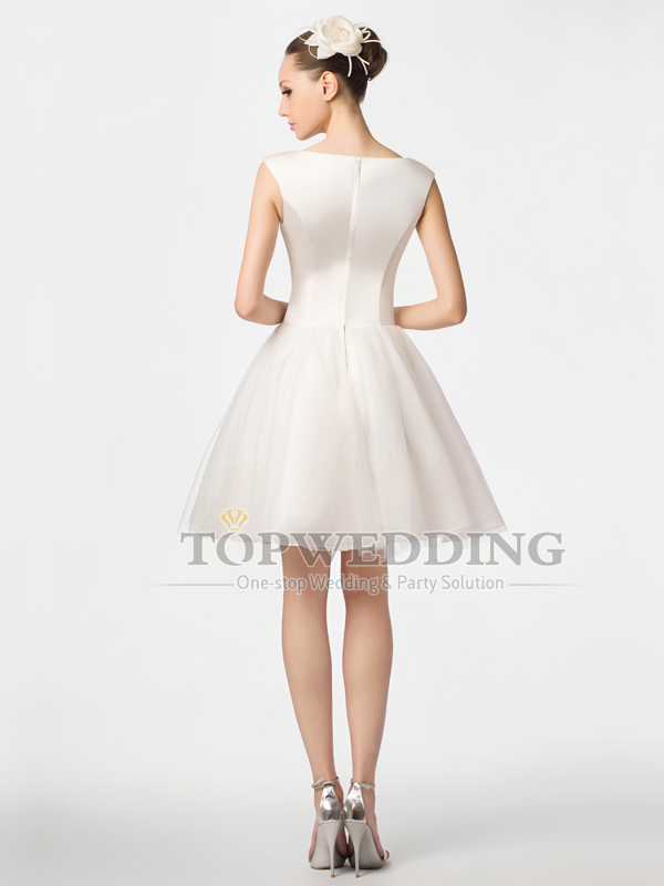 AW One-Shoulder Floor-Length Tulle Junior Bridesmaid Dress With Ruffle  Flower BowUSD 89.99 piece c5b9dd719ab3