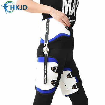 Hip Joint Dislocation Of Hip Abduction Orthosis Fixation Hinge Adjustable Waist Leg Brace Femur Injury(Both) - DISCOUNT ITEM  0% OFF All Category