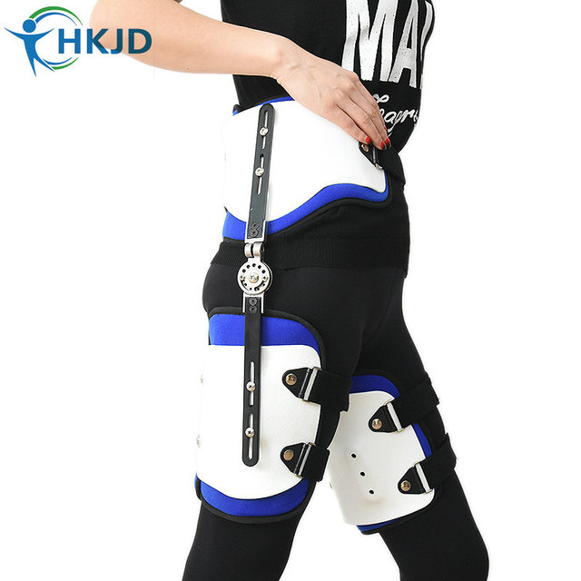 Hip Joint Dislocation Of Hip Abduction Orthosis Fixation