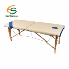 Двухсекционный складной массажный стол SIMPLEX GESS