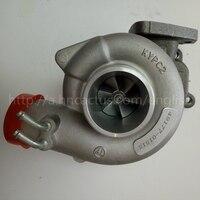 Elétrica Kit Turbo TD04 49177-01515 49135-01513 49135-01512 MR355220 para Mitsubishi 4D56 L300 2.5TD motor