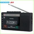 Panda 6503 FM rádio em dois banda de rádio USB/TF fita transcrição gravador gravadores rádio do presente frete grátis