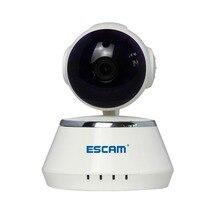Escam QF510 HD 720 P Ip-камера WI-FI Беспроводной Onvif Инфракрасный 1.0MP P2P Wi-fi Купола Камеры Безопасности