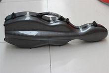 Neue Hohe Qualität Violine Violino Geige 4/4 Volle Größe Composite-Carbon Tasche Bogenhalter Teile