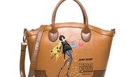 бесплатная доставка новый стиль свободного покроя женщин кожа hadbag обвинение мультсериал сумки элегантные дамы сумки на Rene 170590