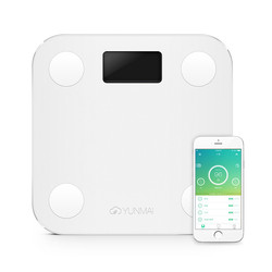 premium Original YUNMAI mini smart weighing scale digital scale support Android4.3 IOS7.0 Bluetooth 4.0