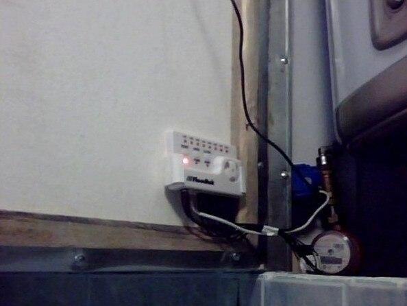 detector alarm