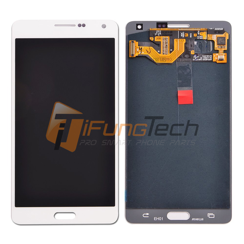 5/PCS Free DHL Original LCD Display For Samsung Galaxy A7 A7000 LCD Screen Digitizer Assembly White, Blue, Gold with Home Button vel vel 03 06 04 04900