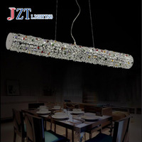 T Simple Fashion Pendant Light Colorful Crystal Modern Creative LED Lamp for dinning room bedroom study room coffee shop