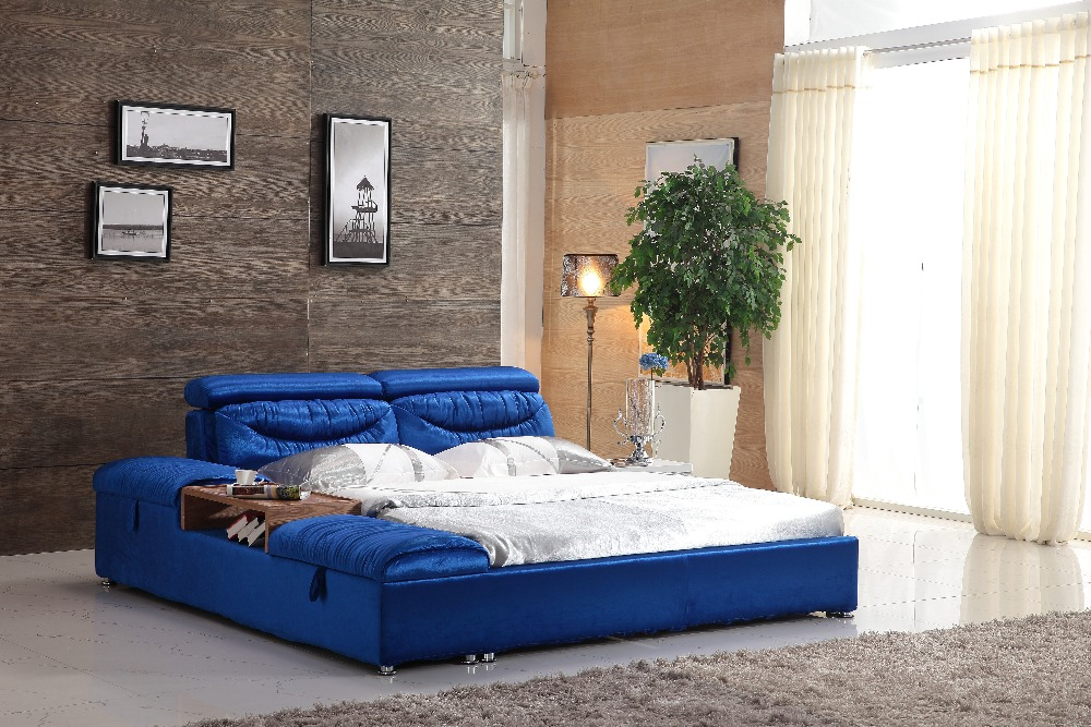 popular modern style bed-buy cheap modern style bed lots from