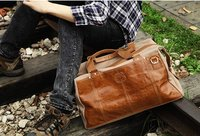 новый из натуральный кожи + host свободного покроя ноутбук портфель мода путешествия вещевой мешок