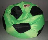 бесплатная доставка футбольный форма мешок фасоли / мешок фасоли диван