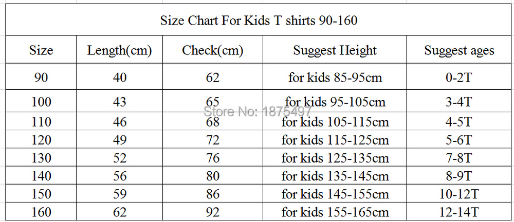 Size Chart for kids t shirts 90-160.jpg