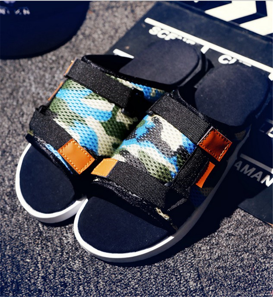 The new non slip font b sandals b font and slippers male summer 2016 font b