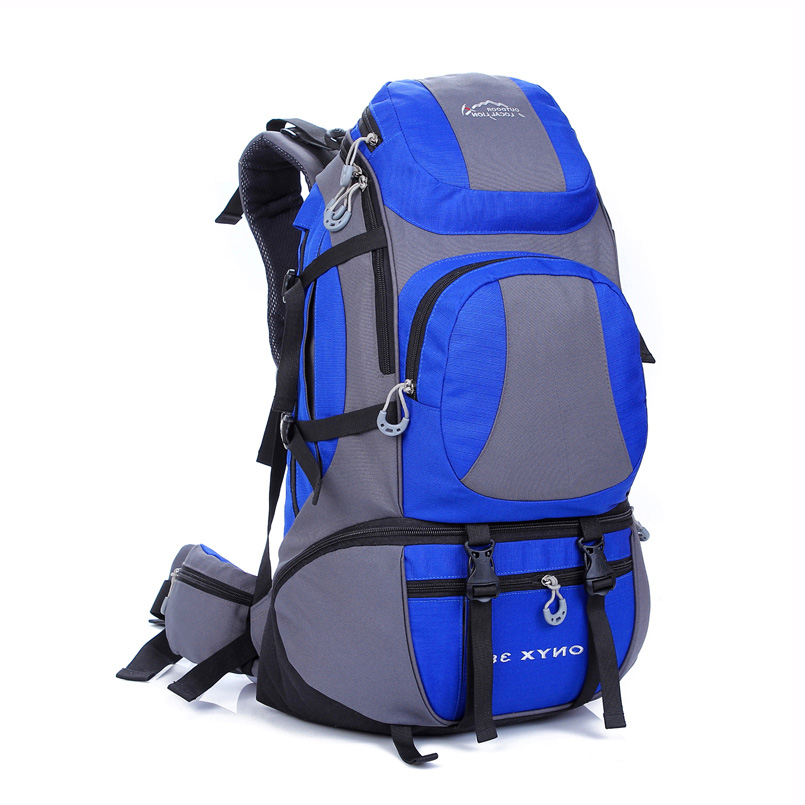2016 Fashion Women and Men Professional Mountaineering Backpack Waterproof Nylon Versatile Bag Backpacking Bags 8 Colors от Aliexpress INT