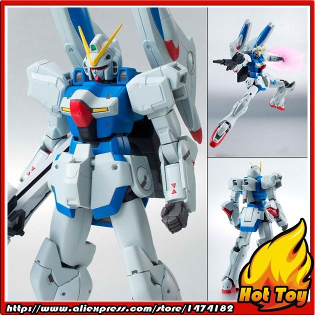 100% Original BANDAI Tamashii Nations Robot Spirits No.176 Action Figure - VICTORY DASH GUNDAM from