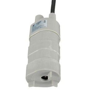 Image 2 - Bomba de agua de Mini Motor, 2 uds., 6 ~ 12V CC, 1,2 a, Micro sumergible, 600L/h, 12V CC