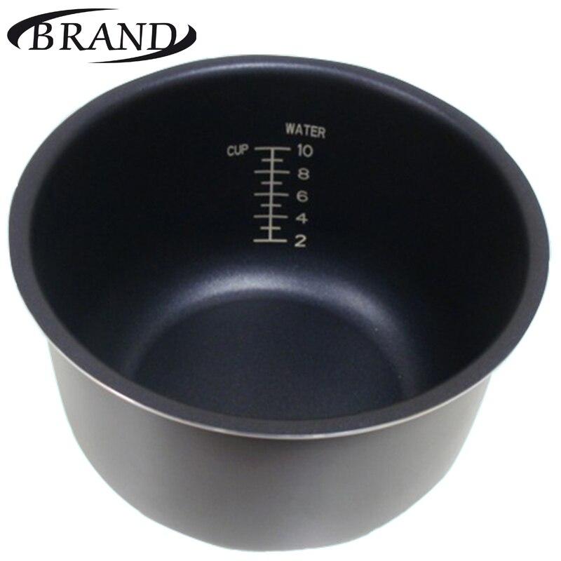 Чаша для мультиварки BRAND37501 c антипригарным покрытием, объем 5 литров, шкала измерения