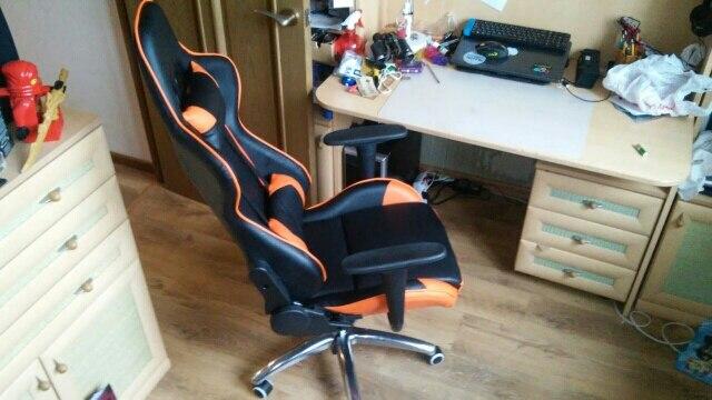 продавец очень хороший, общительный.  кресло пришло через 2недели во Владивосток.   кресло хорошее, без вмятин, царапин. Спасибо продавцу, буду заказывать ещё.