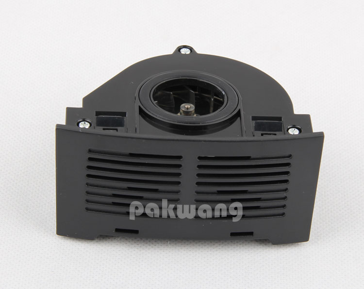 Original XR210 Dustbin Fan Black 1 pc Robot Vacuum Cleaner Spare Parts supply from factory dustbin baby
