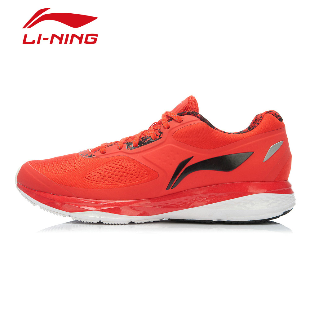 Li-Ning Men's Breathable Running Shoes Shock-Absorption Anti-Slip Outdoor Li Ning Arch Sports Sneakers ARHK007 original li ning men professional basketball shoes