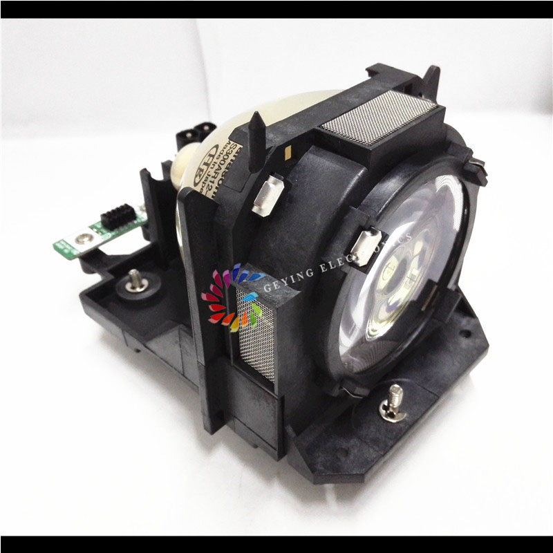 ET-LAD12K / HS300AR12-4 Original Projector Lamp With Module For Pana sonic PT-D12000 / PT-D12000U / PT-DZ12000U panasonic et lad12kf replacement lamp for the panasonic pt d12000 pt d12000u pt dw100 pt dw100u pt dz12000u projectors 4 pack