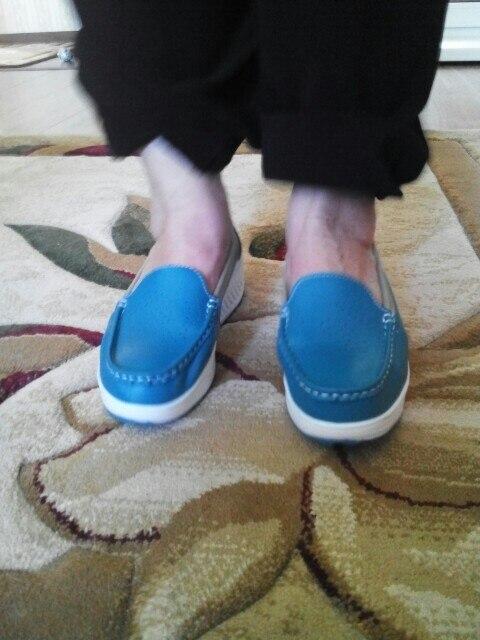 Ботинки  замечательные, размер подошёл  идеально, Продавец хороший, подтверждал заказанный размер, отслеживал доставку товара, огромное  спасибо, я очень  довольна!!