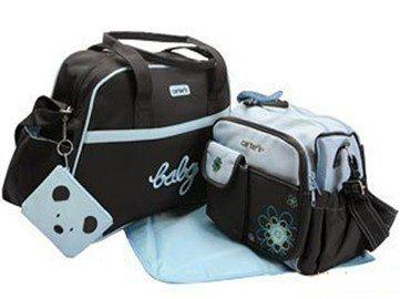 b6b277a5bf4e7 5Pcs Set Baby Women s Changing Diaper Nappy Bag Mummy Handbag Pink ...