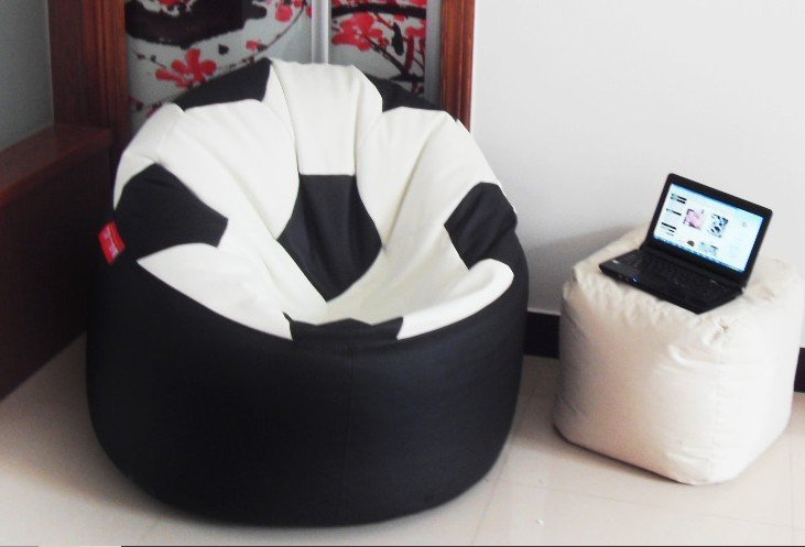 Cool Football Style Bean Bag Chair Cover Football Bean Sofa Cover Alphanode Cool Chair Designs And Ideas Alphanodeonline