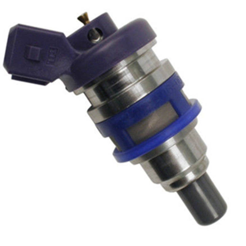 300zx Turbo Fuel Air: 6 Pcs Purple Top Fuel Injector For Nissan 300ZX Twin Turbo