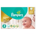 Diapers For Children Pampers Premium Care 5-9 kg Diaper 3 Size Nappy 120 Pcs Disposable Baby Diapers