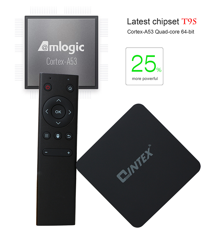Amlogic S905 Quad Core Tv Box Penta-Core Mali-450 GPU full hd 1080p porn video android tv box 1GB+8GB 4K Media player