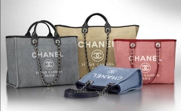 Сумки известных брендов шанель