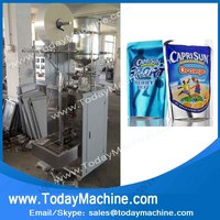 World Best Selling Products Pouch Filling Capping Machine